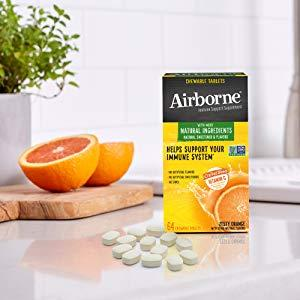 Airborne Made with Natural Ingredients