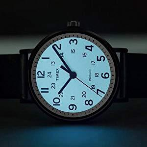 Indiglo Light-Up Dial