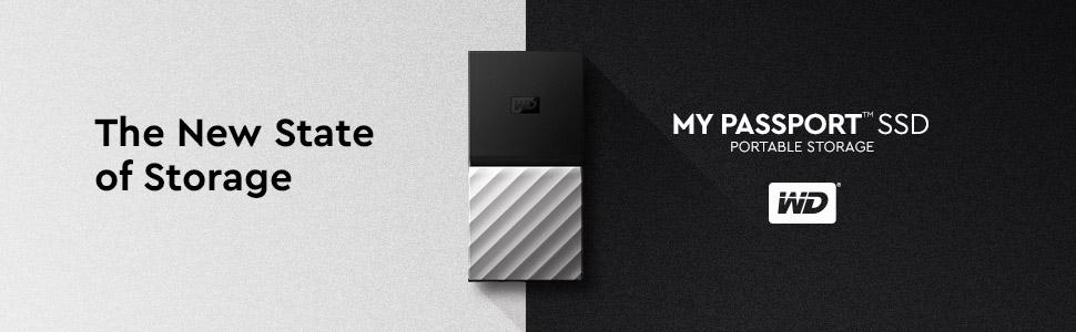 My Passport SSD, solid state drive, western digital ssd, wd ssd, wd my passport ssd, WD My Passport