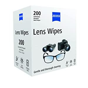 ZEISS Lens Wipes 200