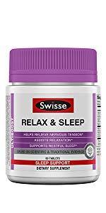 Swisse Ultiboost Relax & Sleep