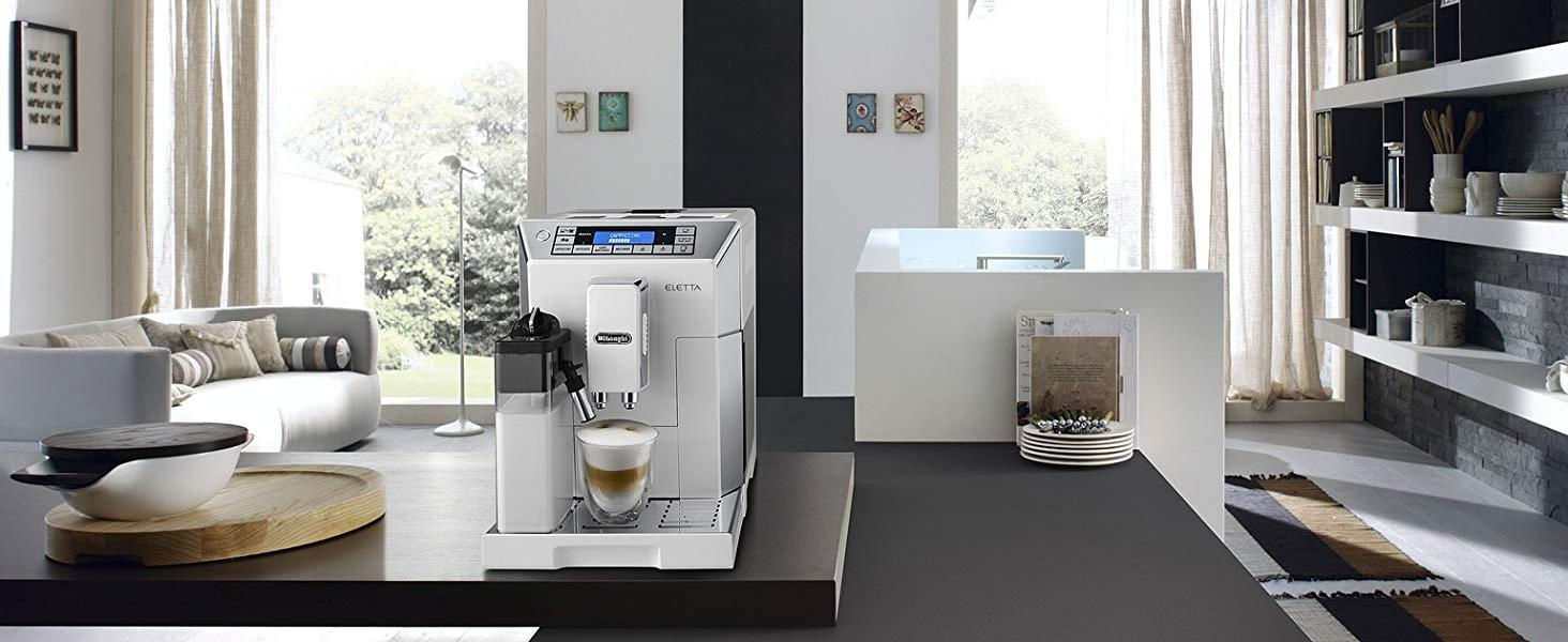 Delonghi bean to cup coffee machines
