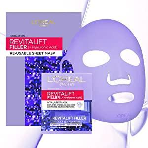 hyaluronic acid loreal paris mask