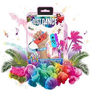 comfort grip strap nintendo switch joy-con joycon just dance 19 mario kart 8 deluxe smash bros