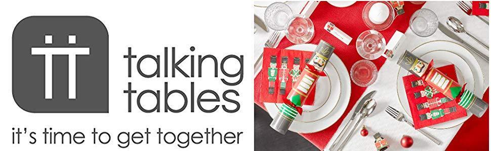 Talking Tables Christmas