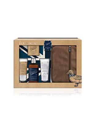 Baylis & Harding Fuzzy Duck Men's Ginger & Lime Beard KIT Gift