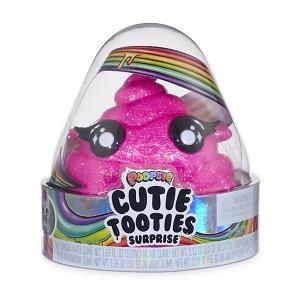 cutie tooties; slime glitter; sparkly slime; slime surprise; poopsie; rainbow surprise