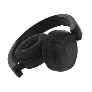 jbl t450bt 蓝牙耳机 封闭式/ 压耳式/可折叠 白色