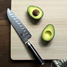 handcraft japanese cutlery knife set knife block kitchen set