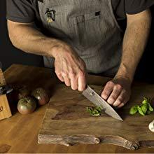 16 degree bevel kitchen knife very sharp kitchen blade for chopping cutting slicing