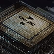 integrated 5G SoC*, Kirin 990 5G chipset