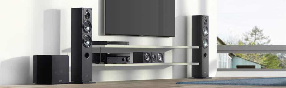 Sony 7.2-Kanal-AV-Receiver STR-DH790