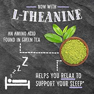 L Theanine. Amino Acid, Support Your Sleep