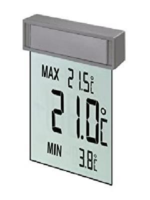 VISION digitales Fensterthermometer