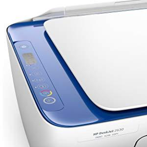 HP DeskJet 2630 All-in-One Printer with 3 Months Instant Ink Trial