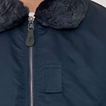 alpha industries, b-15, flight jacket