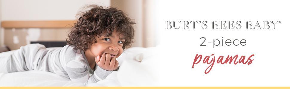 Burts Bees Baby PJs Pajamas Multi Organic Clothing Clothes Girls Boys Unisex Newborn Infant Sleeper