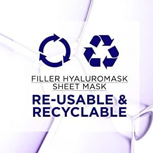reusable recycable silicon mask