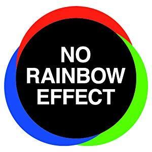 "Kein ""Regenbogeneffekt"""