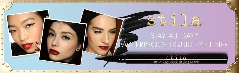 stila Stay All Day Waterproof Liquid Eye Liner