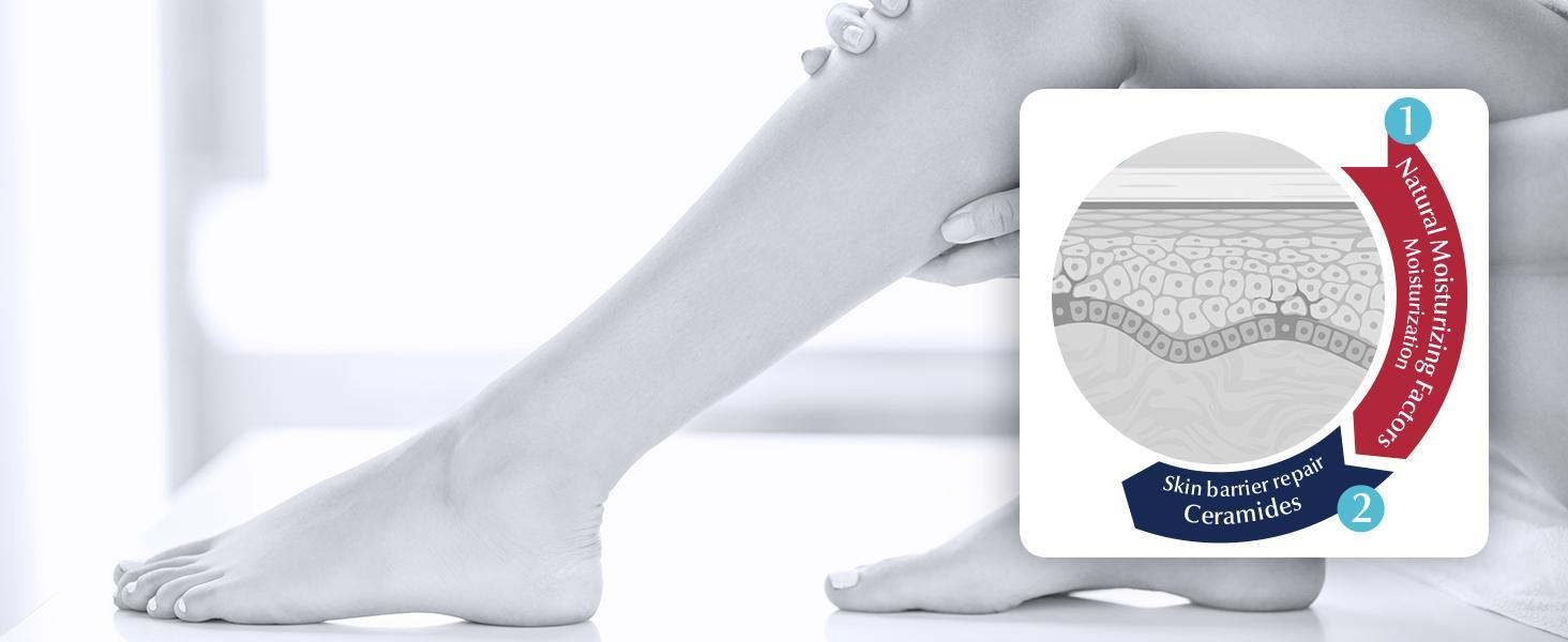 eucerin advanced repair, body lotion, body cream