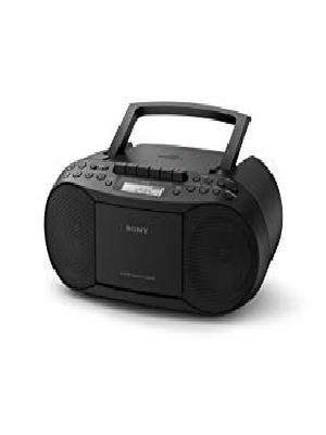 CD, Cassette Boombox, Radio, CFD-S70