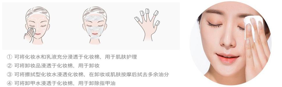unicharm 尤妮佳 Silcot省1/2化妆水化妆棉