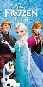 迪士尼;公主;Anna;Elsa;