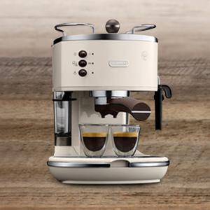 德龙icona复古系列咖啡机ECO310.VBG