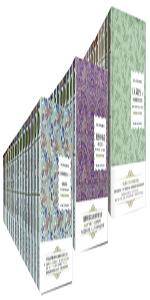 诺贝尔文学奖作品典藏作品(豪华版)(套装共34册 40本书)
